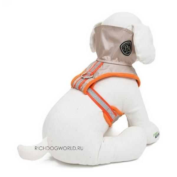 как сшить шлейку для собаки ХэппиДогс